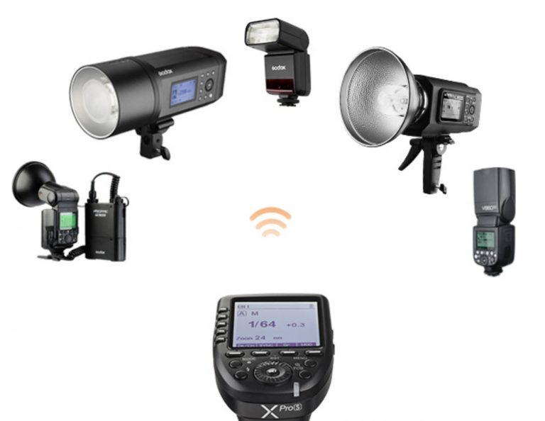 Godox Blitze für Sony Kameras